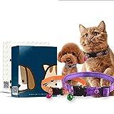 Cat Transport - Kill Flea Tick Collar Cat Pet Product Adjustable Small S