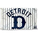 Detroit Tigers Vintage Flag and Banner