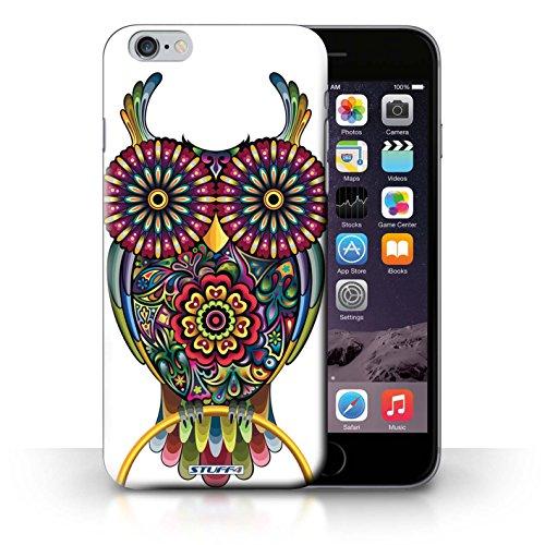 Hülle Case für iPhone 6+/Plus 5.5 / Kauz Entwurf / Deko-Tiere Collection
