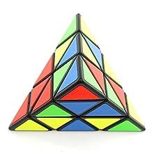 Eco-friendly Plastics Speed Pyraminx Magic Cube Triangular magic cube