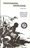 img - for Professional Knowledge Gained from Operational Experience in Vietname 1965-1966 NAVMC 2614 book / textbook / text book