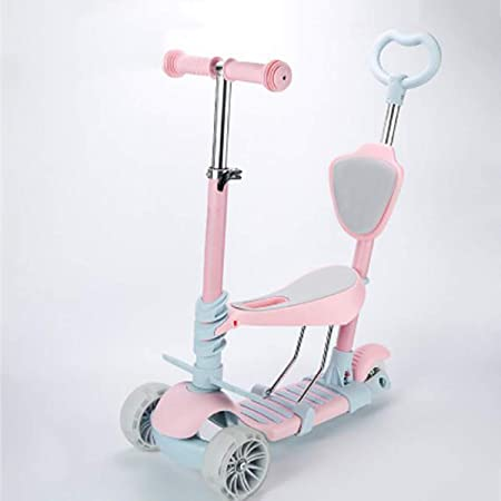 XTXZL Carro de Equilibrio Infantil Scooter Andador Puede ...
