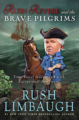 The Further Adventures of Rush Revere: Rush Revere and the Brave Pilgrims / Rush Revere and the First Patriots / Rush Revere and the American Revolution / Rush Revere and the Star-Spangled Banner by Threshold Editions (Image #2)
