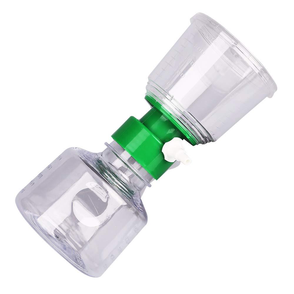 Membrane Solutions Sterile Disposable Vacuum Filter Units with 0.22um PES Membrane, 250mL, 4/CS