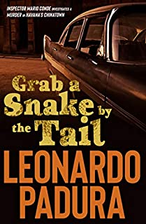 Book Cover: Grab a Snake by the Tail: A Murder in Havana's Chinatown