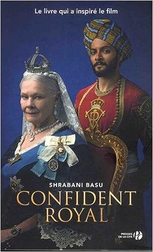 Confident royal : la reine et le serviteur /