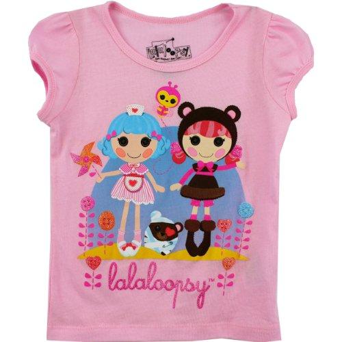 Lalaloopsy Girls Pink T-Shirt P2479A -