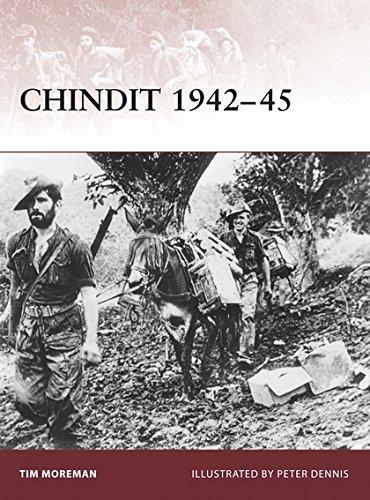 Download Chindit 1942–45 (Warrior) pdf