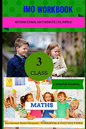 Read Online International Maths Olympiad (IMO) WORKBOOK__Class-3 ebook