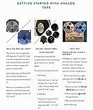 Premium Analog Recording Tape by ATR Magnetics
