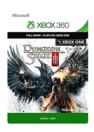Dungeon Siege III - Xbox 360 / Xbox One Digital Code