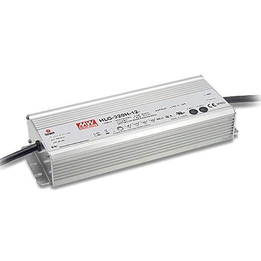 Alimentatore LED; MeanWell APV//LPV//HLG-serie; quadri Trasformatore Alimentatore Driver