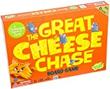 Best Peaceable Kingdom Board Game For Kids - Peaceable Kingdom The Great Cheese Chase Award Winning Review