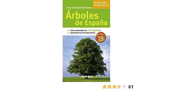Arboles De España (Miniguias De Bolsillo): Amazon.es: Aa.Vv.: Libros