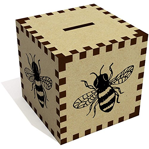 Azeeda 'Honey Bee' Money Box / Piggy Bank (MB00063579)