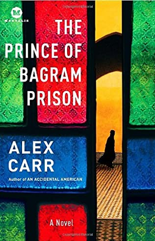 book cover of The Prince of Bagram Prison