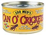 Zoo Med Labs Can O' Crickets – 1.2 oz, My Pet Supplies