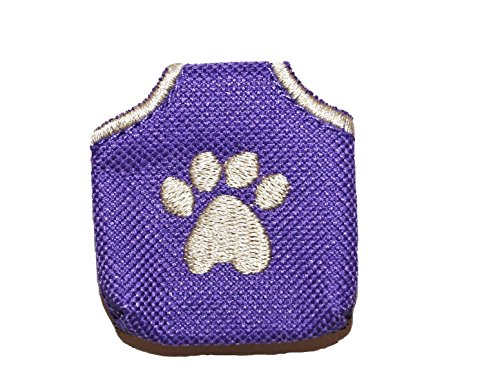 Peace Tag (Purple Dog Tag Silencer