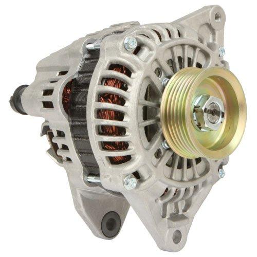 2004 Mitsubishi Lancer Alternator - DB Electrical AMT0171 New Alternator For Mitsubishi 2.0L 2.0 Lancer 03 04 05 06 2003 2004 2005 2006 A3TB1791 11053 MD366831 M366831D