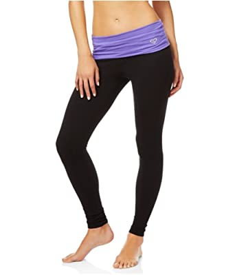 a0d52f8c2b080 Amazon.com: Aeropostale Womens Dream Leggings Yoga Pants Purple XS ...