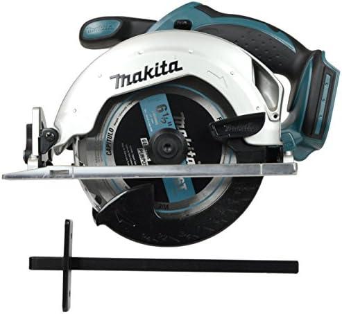 Makita XSS02Z 18V LXT Lithium-Ion Cordless Circular Saw, 6-1 2-Inch, Tool Only by Makita