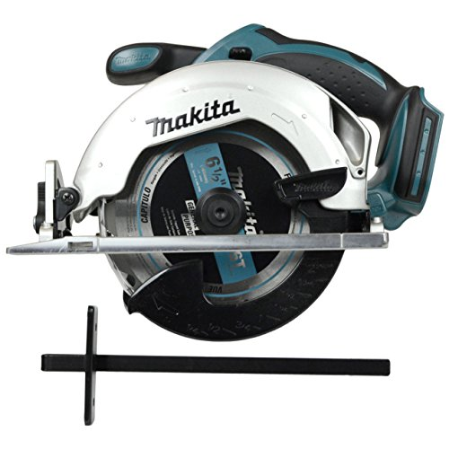 Makita XSS02Z 18V LXT Lithium-Ion Cordless Circular Saw, 6-1 2-Inch, Tool Only by Makita