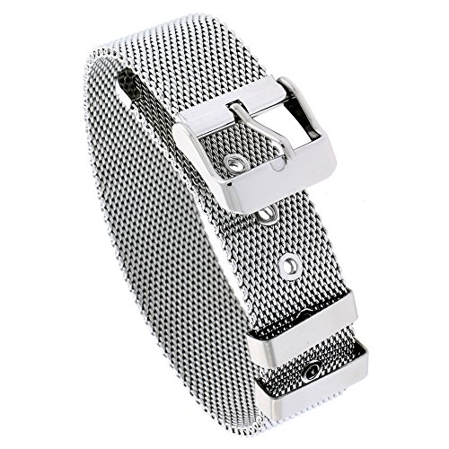 Stainless Steel Bracelet Women Buckle