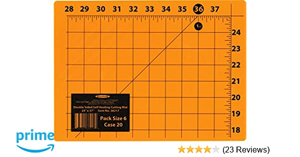 Sullivans The Cutting Edge 24-Inch-by-37-Inch Cutting Mat