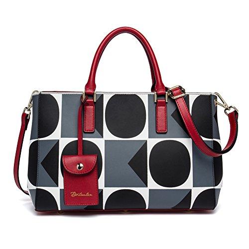 Womens Art Bag Handbag - 2
