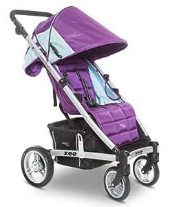 Valco Baby 2013 Zee Single Stroller, Wisteria, 0 Plus Months