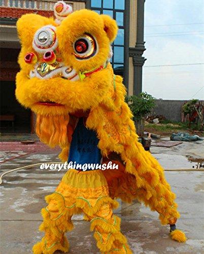 f4fb7214d Amazon.com : everythingwushu Premium Lion Dance Costume Lion Dancing ...