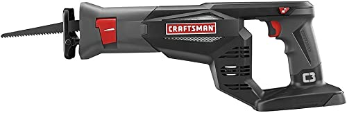 Craftsman C3 CRS1000 Reciprocating Saw Tool Only - No Battery or Charger included