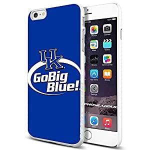 UK Athletics Logo Baseball,Cool iphone 6 Smartphone Case Cover Collector iphone TPU Rubber Case White
