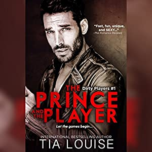 The Prince & the Player Audiobook