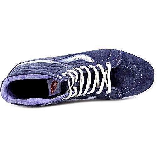 VANS Sneaker - SK8-HI REISSUE CA - vintage sunfade dress blues Blau