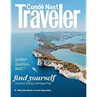 1-Year Conde Nast Traveler Magazine Subscription