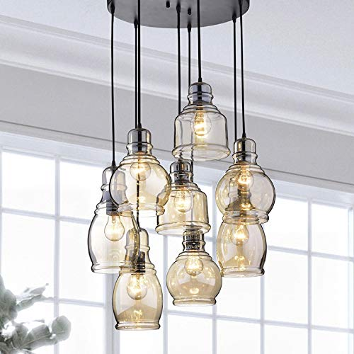 Cluster Pendant Light Fixture in US - 8