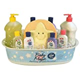 Baby Magic New Bath Caddy Gift Set