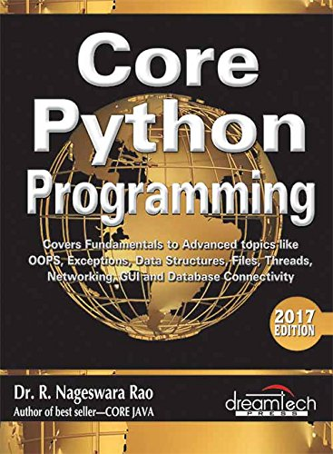 core python programming nageswara rao pdf download free