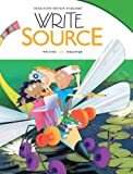 Write Source: Homeschool Package Grade 4