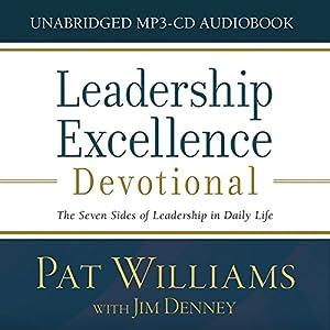 Leadership Excellence Devotional Audiobook