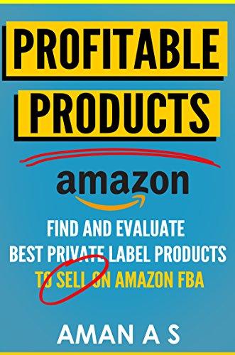 profitable items to sell on amazon