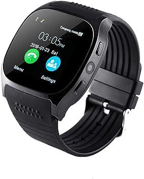 Amazon.com: Harpi 2018 - Reloj inteligente T8 BT3.0 ...