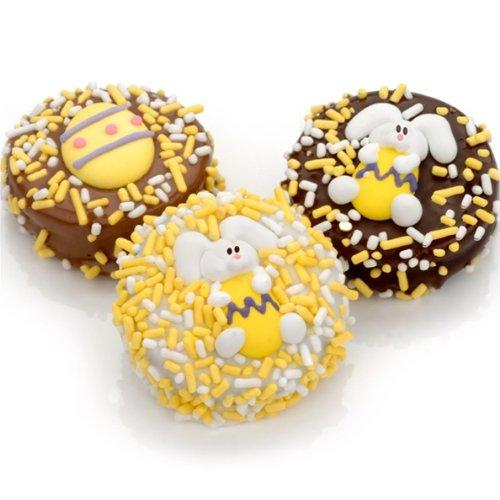 Easter Chocolate Dipped Oreo Cookies - Set of 12 (Easter Oreo Cookies)