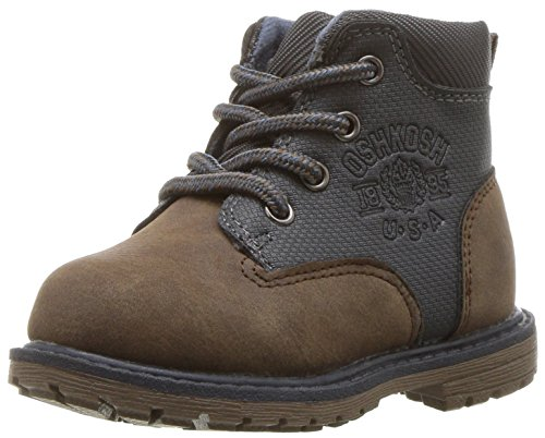 OshKosh B'Gosh Kids' Murphy Boy's Lace up Combat Boot