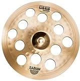 Sabian 16'' B8 Pro O-Zone Crash Cymbal 31600B Effects