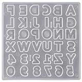 Padico soft mold alphabet 404 117 (japan import)