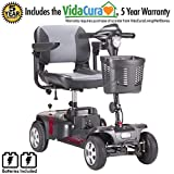Phoenix 4 Wheel Heavy Duty Scooter by Drive Medical, 20