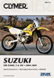 img - for Clymer Suzuki DR-Z400E, S & SM 2000-2009 (Clymer Repair Manual) book / textbook / text book