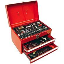 Custom Accessories 83947 Juego de herramientas para autos para mecánicos – 150 piezas